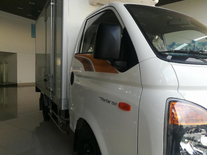 xe đông lạnh hyundai porter nhập khẩu hàn quốc 4