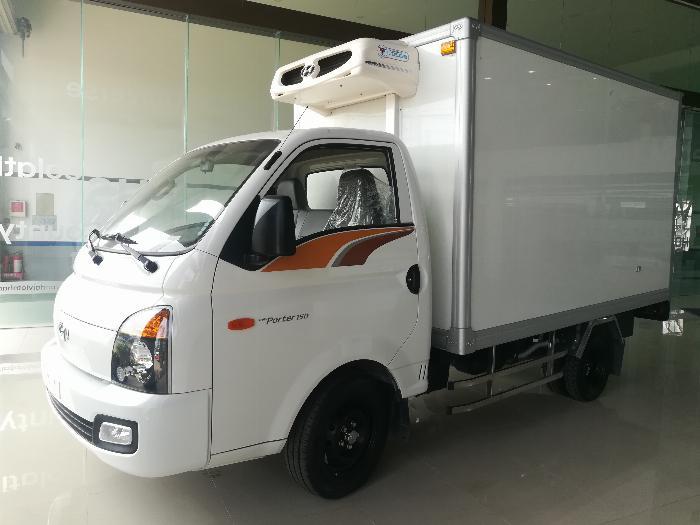 xe đông lạnh hyundai porter nhập khẩu hàn quốc 9