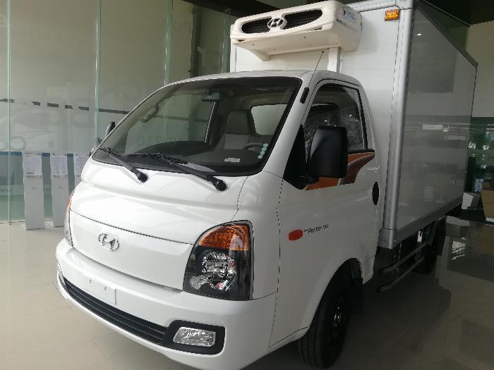 xe đông lạnh hyundai porter nhập khẩu hàn quốc 10