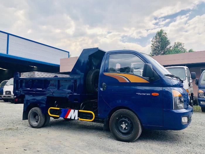 xe tải chạy trong thành phố 1,5 tấn hyundai porter h150 2