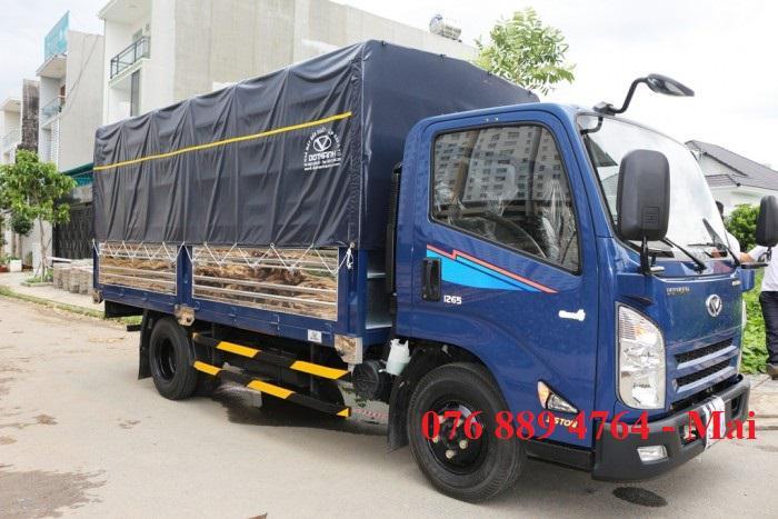 Bán xe Hyundai ĐÔ THÀNH IZ65 mui bạt, tải trọng 3.5 Tấn - giá tốt Cần Thơ 2