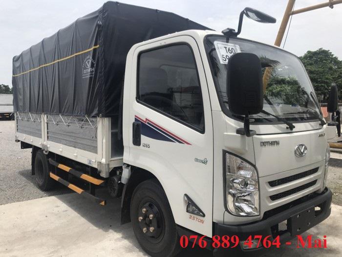 Bán xe Hyundai ĐÔ THÀNH IZ65 mui bạt, tải trọng 3.5 Tấn - giá tốt Cần Thơ 3