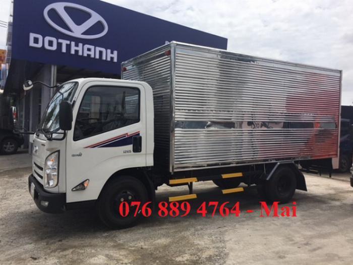 Bán xe Hyundai ĐÔ THÀNH IZ65 mui bạt, tải trọng 3.5 Tấn - giá tốt Cần Thơ 4