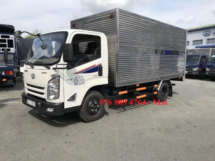 Bán xe Hyundai ĐÔ THÀNH IZ65 mui bạt, tải trọng 3.5 Tấn - giá tốt Cần Thơ 5