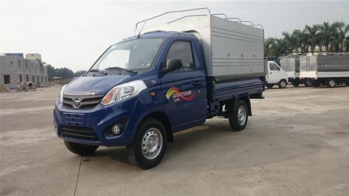 Đại lý bán xe tải Foton Gratour 850kg giá rẻ 0