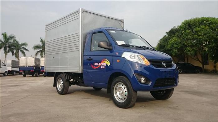Bán xe tải FOTON GRATOUR 820kg 0