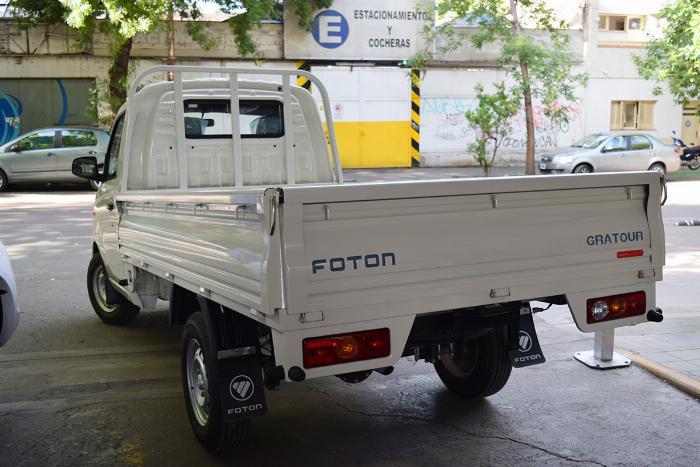Đại lý bán xe tải FOTON GRATOUR 0