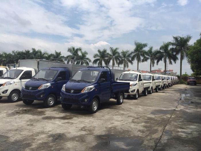 Đại lý bán xe tải Foton Gratour 850kg giá rẻ 2