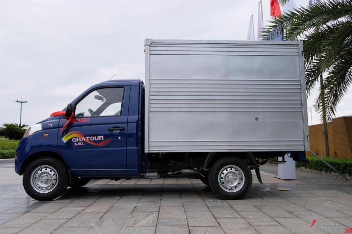 Bán xe tải FOTON GRATOUR 820kg 3