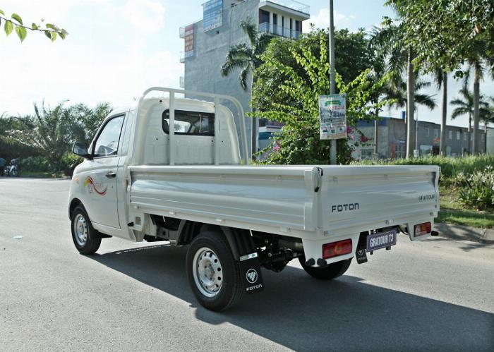 Đại lý bán xe tải FOTON GRATOUR 4