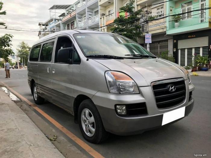 HYUNDAI STAREX 2005 van bán tải, số sàn