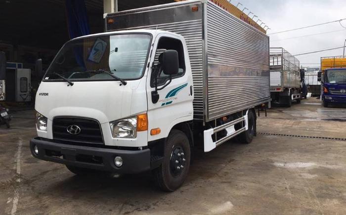 Giới thiệu xe tải 7 tấn Hyundai 110s