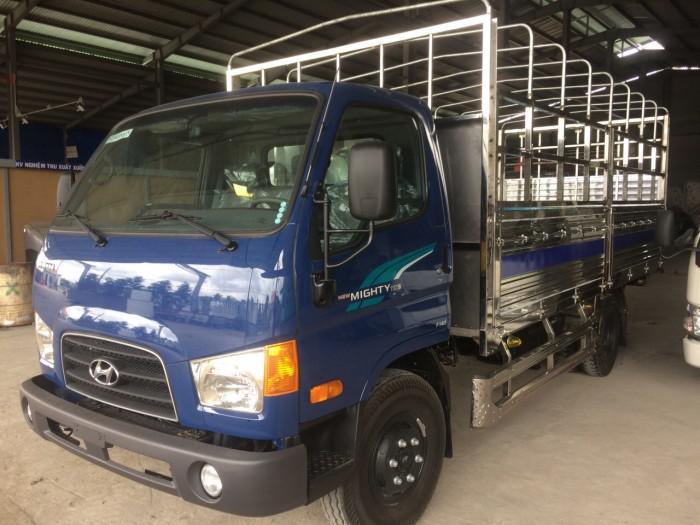 So sánh xe tải Mighty 110s với các dòng xe tải 7 tấn