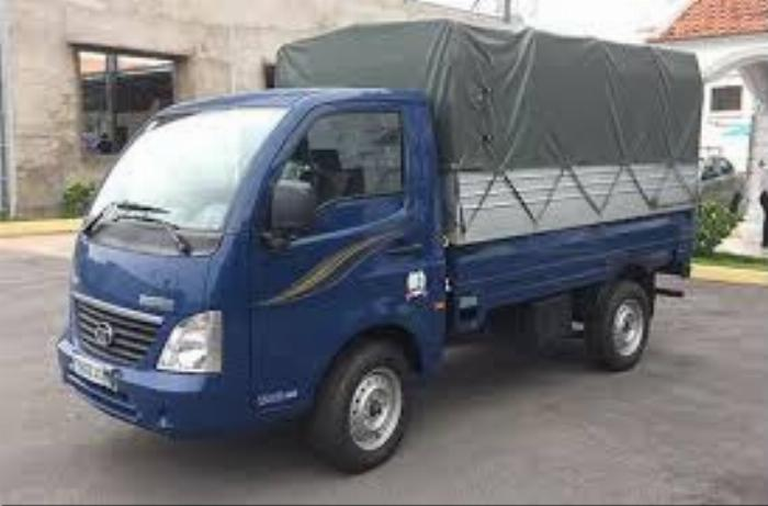 Tata Super Ace sản xuất năm 2016 Số tự động Xe tải động cơ Dầu diesel