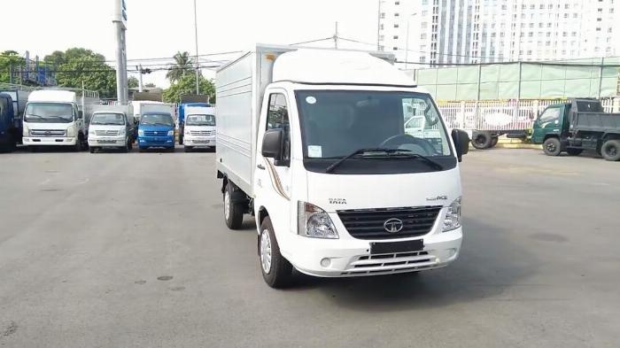 Giới thiệu xe tải Tata Ấn Độ