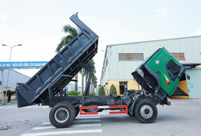 xe ben TMT DF13285 8 tấn 5 khuyến mãi 90 triệu 6