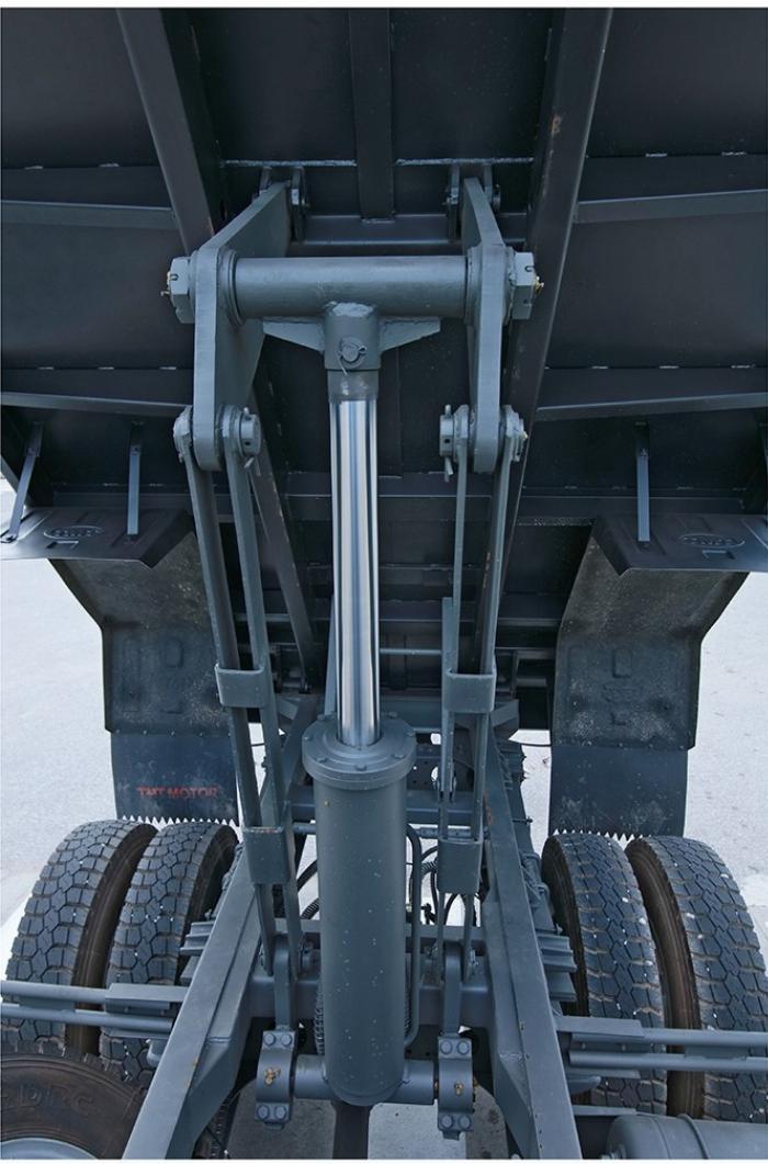 xe ben TMT DF13285 8 tấn 5 khuyến mãi 90 triệu 10