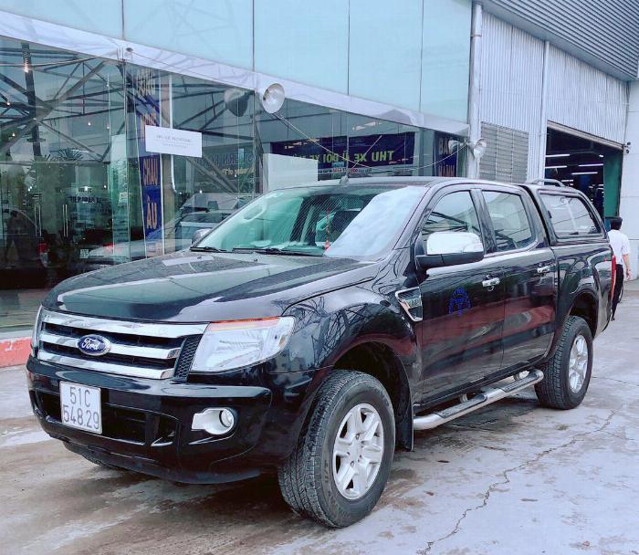 Bán Ford Ranger XLT sx 2015.Xe bán tại hãng 4
