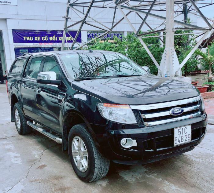 Bán Ford Ranger XLT sx 2015.Xe bán tại hãng 5