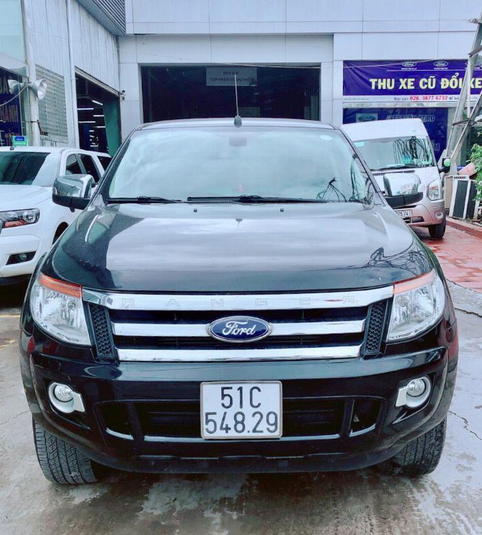 Bán Ford Ranger XLT sx 2015.Xe bán tại hãng 0