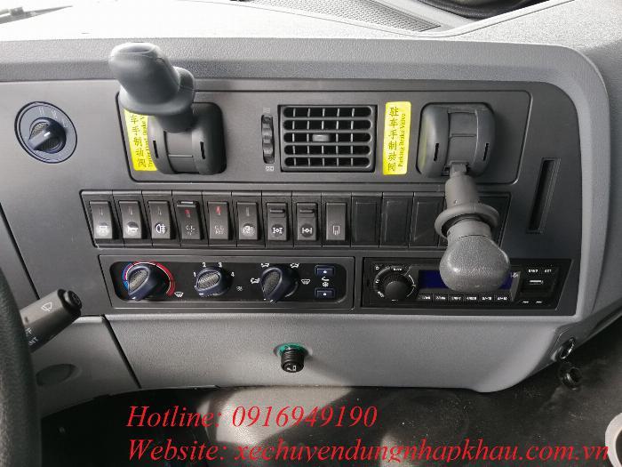 Bảng giá xe đầu kéo HONGYAN IVECO 390HP 2019