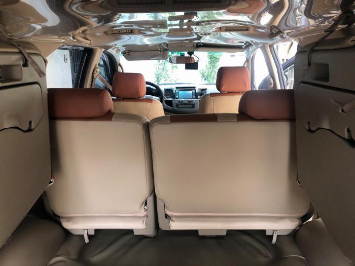 Bán Toyota Fortuner 2013 tự động xăng xám chì chính chủ 5