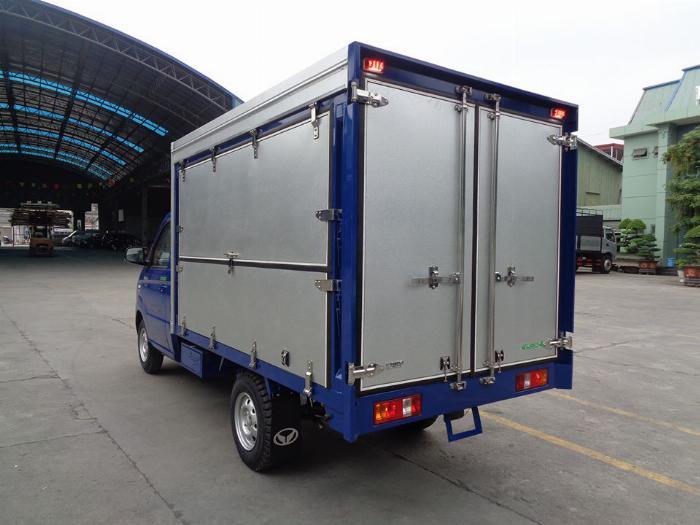 Xe tải bán hàng rong, hàng lưu động | hỗ trợ trả góp