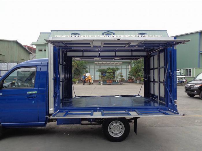 Xe tải bán hàng rong, hàng lưu động | hỗ trợ trả góp 2