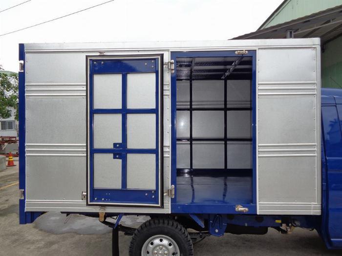 Xe tải bán hàng rong, hàng lưu động | hỗ trợ trả góp 3