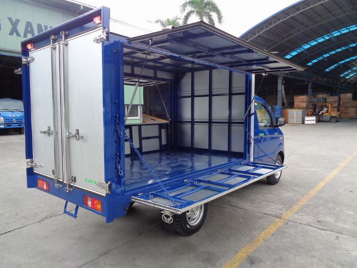 Xe tải bán hàng rong, hàng lưu động | hỗ trợ trả góp 4