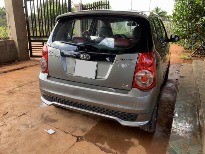 Cần bán xe Kia Morning 2013 số sàn màu xám, odo 67.000 Km 3
