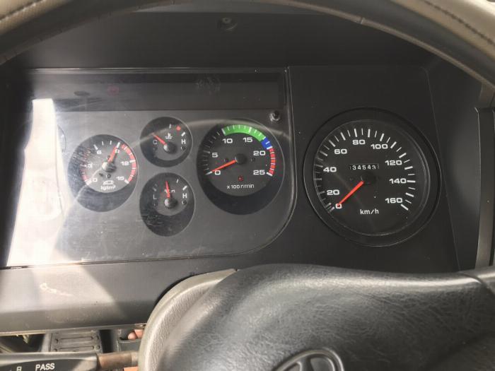 Đầu kéo Hyundai 2007 Cũ xe rin cực đẹp 9