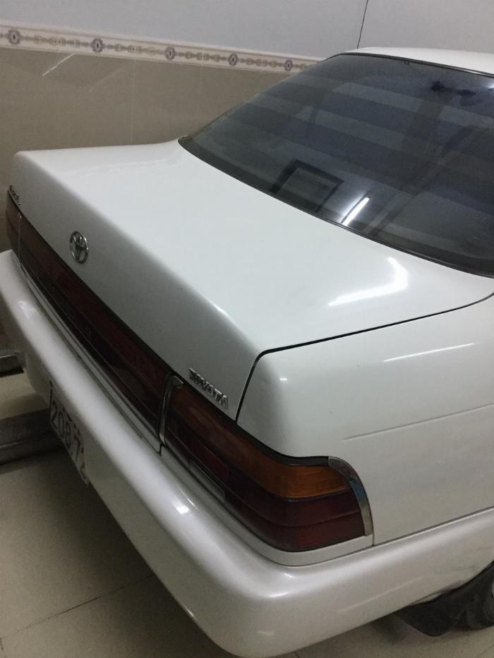 Bán xe Toyota Corolla 1996 đăng ký 1997 xe nhập khẩu