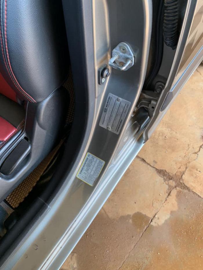 Cần bán xe Kia Morning 2013 số sàn màu xám, odo 67.000 Km 8