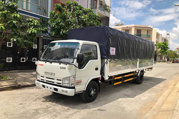 Bán xe tải ISUZU 1T9 đời 2019 thùng dài 6M2 1