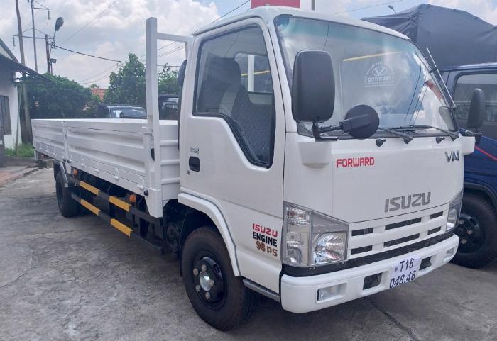 Bán xe tải ISUZU 1T9 đời 2019 thùng dài 6M2 0