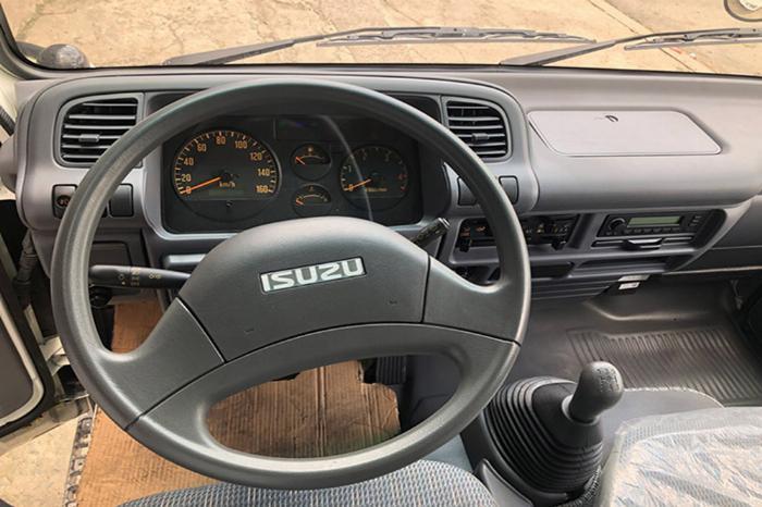 Bán xe tải ISUZU 1T9 đời 2019 thùng dài 6M2 3