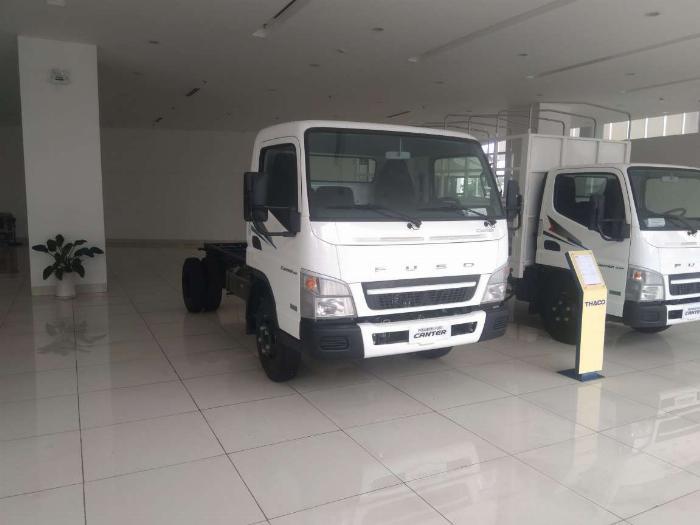 Xe tải mitsubishi 3,5 tấn xe nhật chất lượng nhật, có trả góp lãi suất ưu đãi giao xe ngay 3