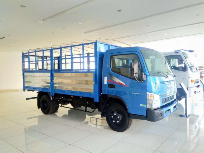 Xe tải mitsubishi 3,5 tấn xe nhật chất lượng nhật, có trả góp lãi suất ưu đãi giao xe ngay 4