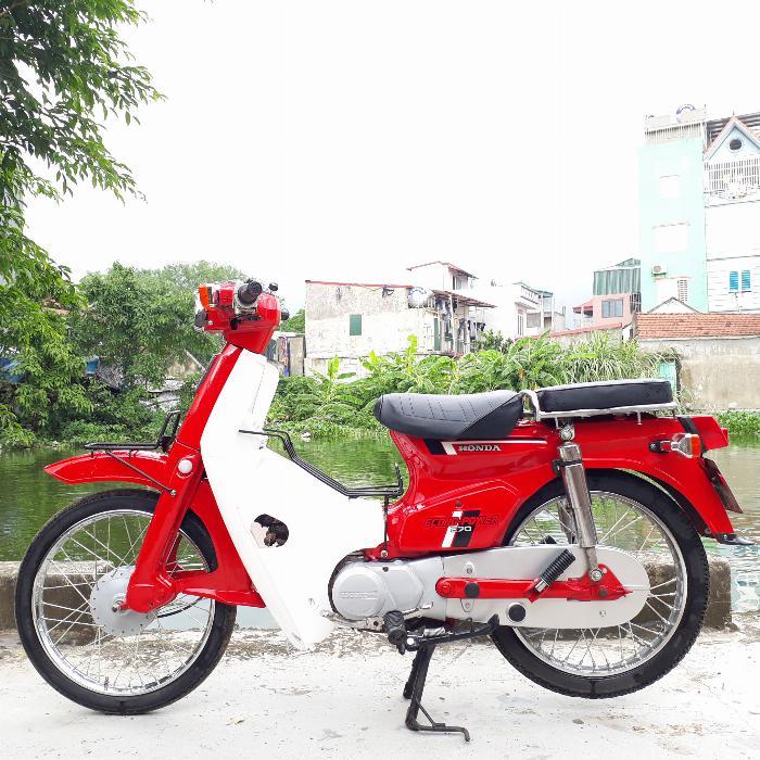 Cub DD Honda Nhật 70cc nguyên bản biển Hà Nội 29