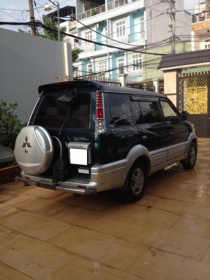 Cần bán xe Jolie 2006, số sàn, máy xăng, màu xanh dưa zin cọp mới tinh.
