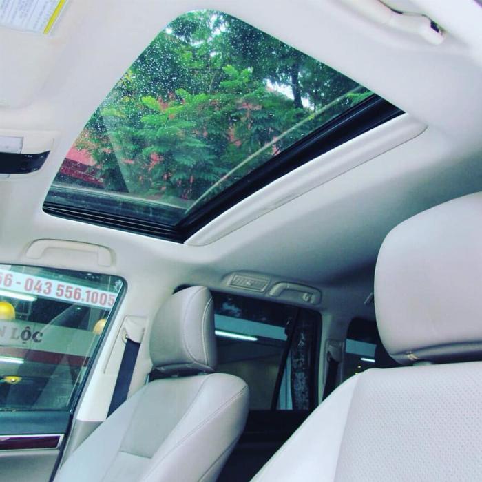 Bán Lexus Gx460 sx 2016 màu trắng nhập khẩu Nhật