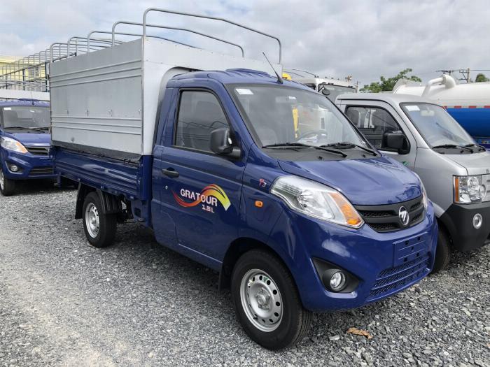 Xe tải nhỏ Trung Quốc dưới 1 tấn ,xe tải foton 990kg 6