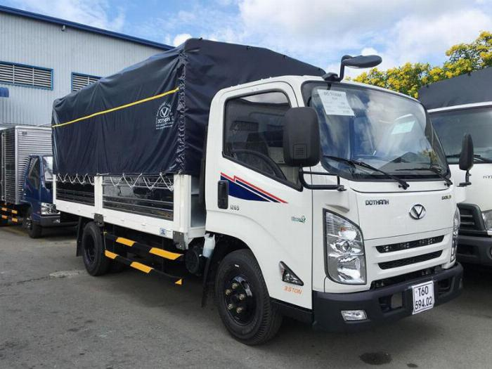 Đại lý bán xe tải hyunhdai iz65 tải trọng 3.5 tấn| Hỗ trợ trả góp 5