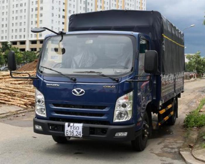 Đại lý bán xe tải hyunhdai iz65 tải trọng 3.5 tấn| Hỗ trợ trả góp 6