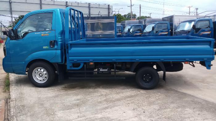 Bán Xe Tải Thaco New Frontier K200 2019 thùng dài 3m2 (990kg/ 1tấn490/ 1tấn990)