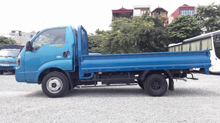 Bán Xe Tải Thaco New Frontier K250 2019 thùng dài 3m5 (1 tấn 490 / 2tấn490) 2