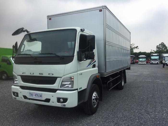 Xe tải Fuso canter Fa 10.4R tải trọng 5.5 tấn 1
