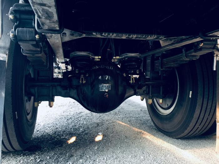 Xe tai FAW 8 Tấn thùng siêu dài chở Pallets - Faw 8 tấn thùng dài 10 mét 2019
