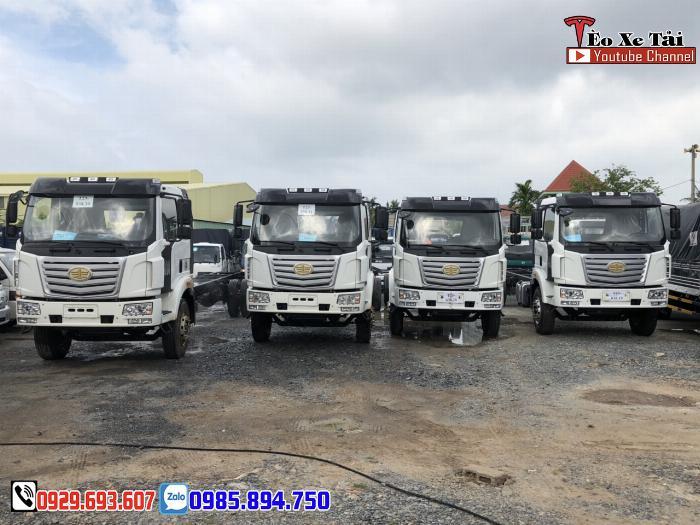 Đại lý xe tải FAW ở tại Bình Dương, Faw 8 tấn thùng dài 9m6, Đại lý xe tải FAW thùng dài – Phú Mẫn độc quyền 0